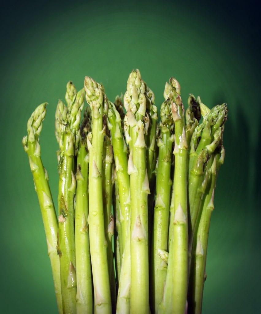 sweet asparagus kale juice