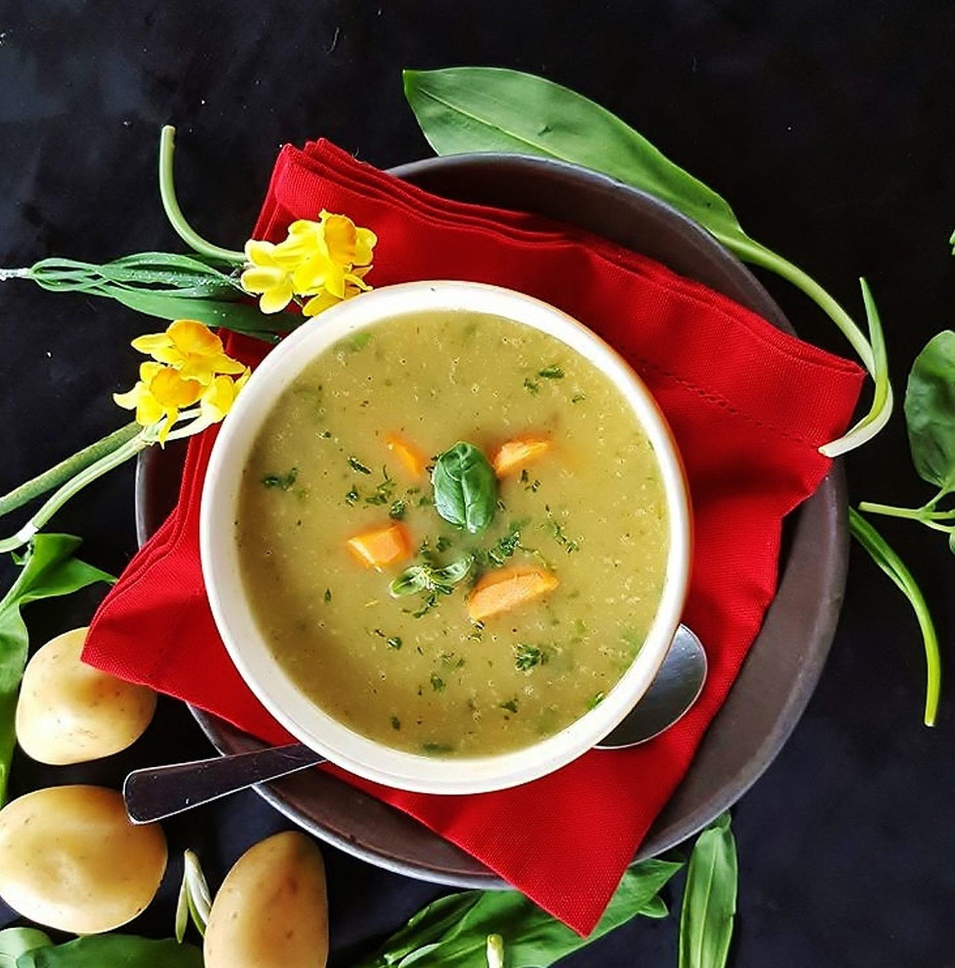 broccoli potato soup