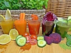 ABC Juice - apple carrot beet swiss chard