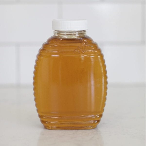Organic Fruits and Vegetables - local honey