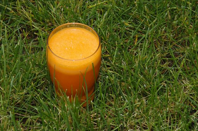 Carrot Kale Green Juice
