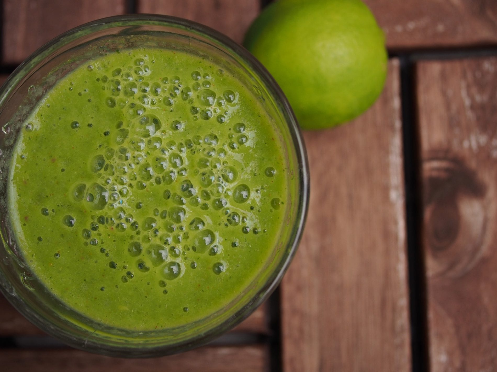 green green juice