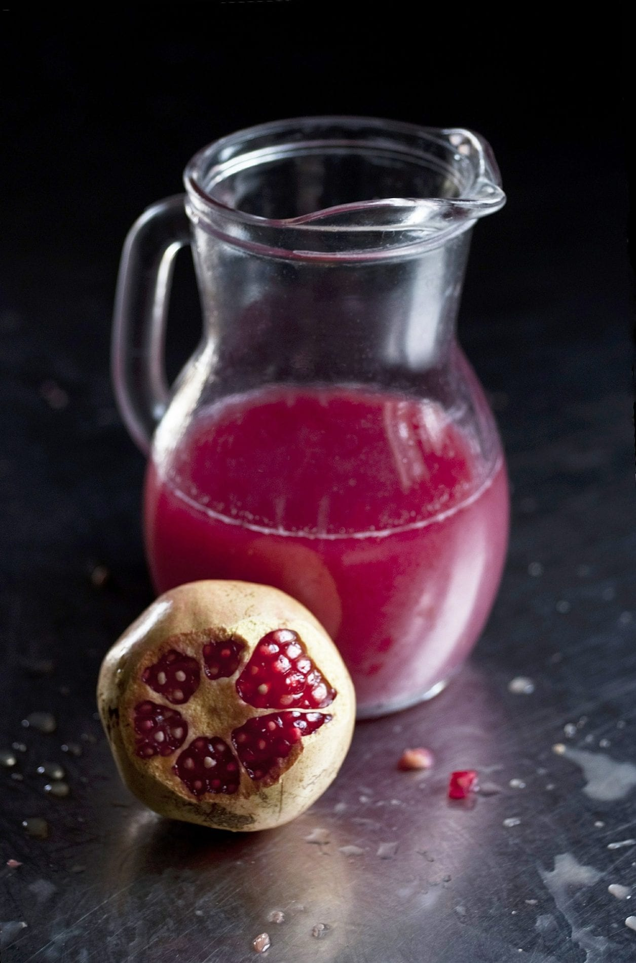 apple pomegranate juice