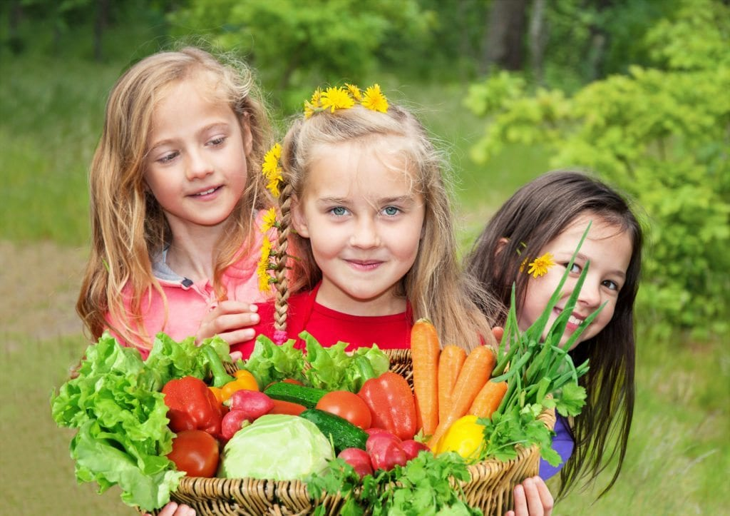 Ways to Get Kids To Eat Vegetables