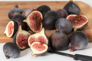 this week's harvest figs