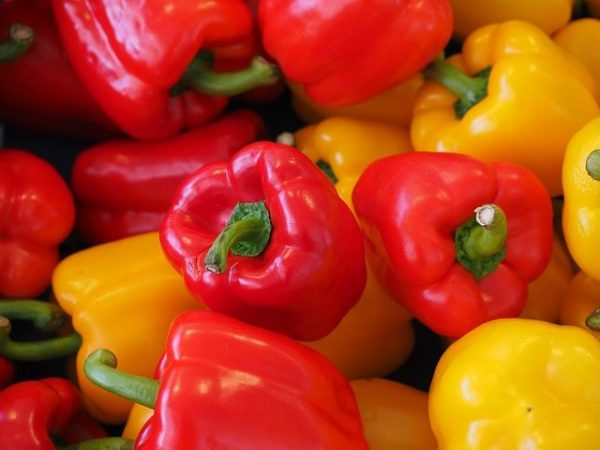 Sweet Baby Bell Peppers