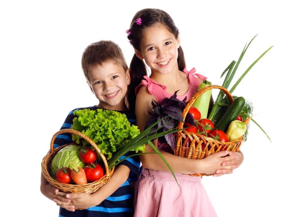 Feeding Kids Organic on a Budget