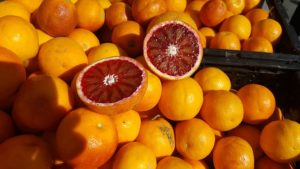 in this week's harvest-blood orange