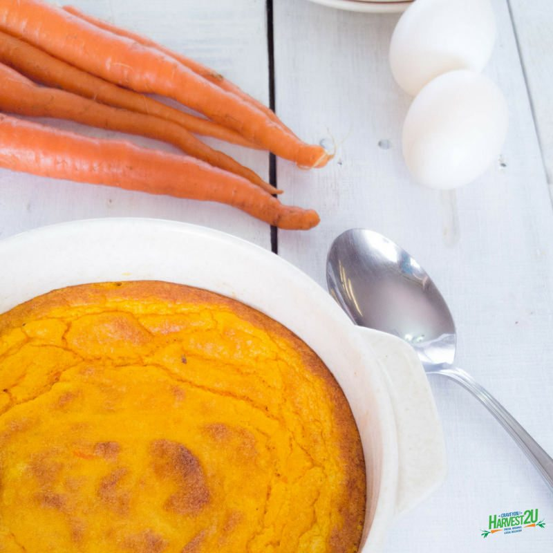 Carrot Puff Casserole
