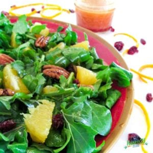 Orange Cranberry Salad