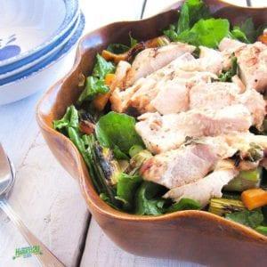 Lemon Herb Chicken Salad