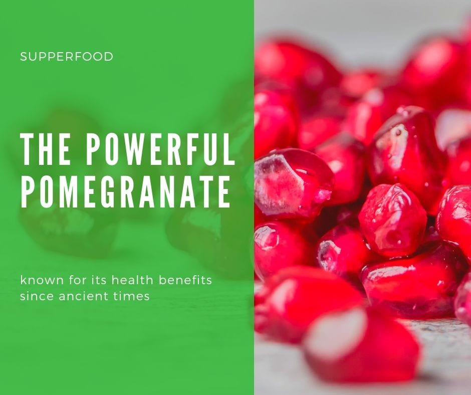 powerful pomegranate