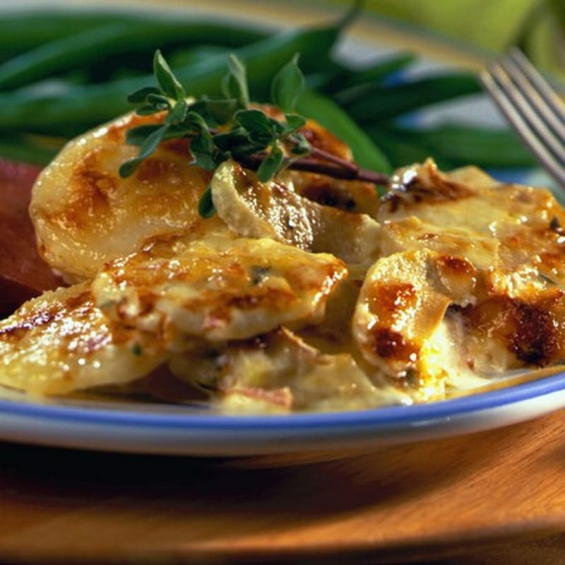 Apple Scalloped Potatoes