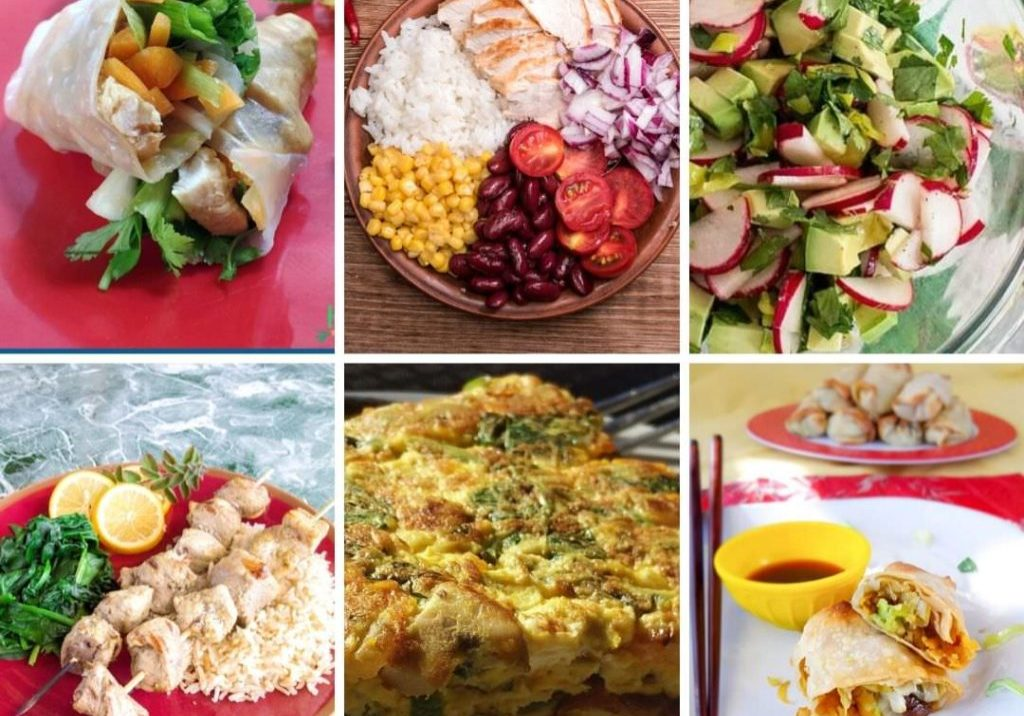 30 Minute Dinners
