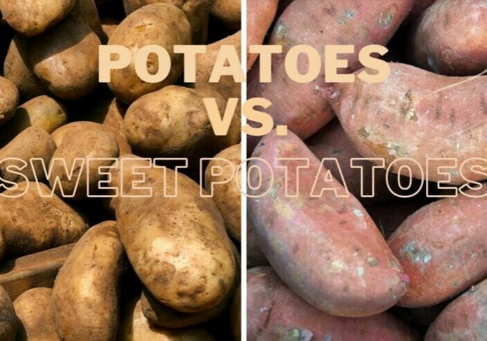 Potatoes vs. Sweet Potatoes