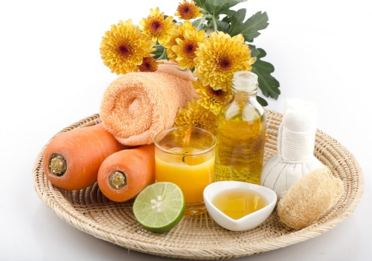 natural spa treatments